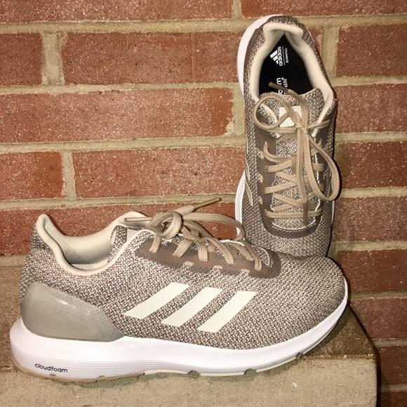adidas Shoes | Mens Cloudfoam Size 9